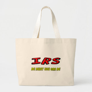 Funny IRS Audit T-shirts Gifts Tote Bag
