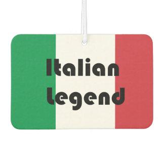 Funny Italian Car Air Freshener