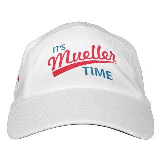"Funny ""It's Mueller Time"" Hat"