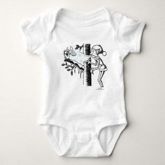 Funny Jack Frost Cartoon T-shirts