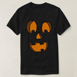 Funny Jackolantern Face shirt