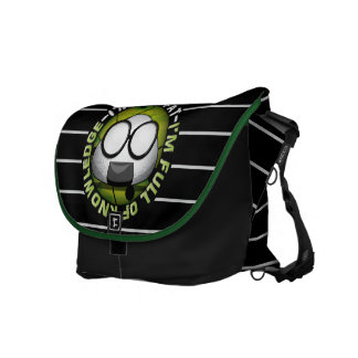 Funny Japanese Riceball Commuter Bag