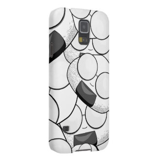 Funny japanese riceball galaxy s5 cover