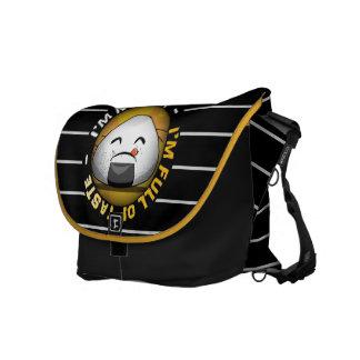 Funny Japanese Riceball Messenger Bag