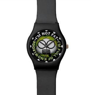 Funny japanese riceball wristwatch