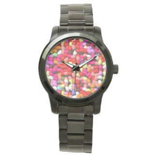 funny Jelly Mix Watch
