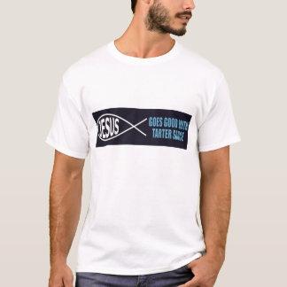 Funny Jesus Fish T-Shirt