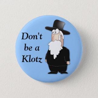 Funny Jewish rabbi - cool cartoon 2 Inch Round Button
