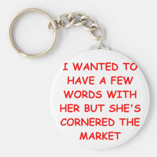 funny jokes for you keychain