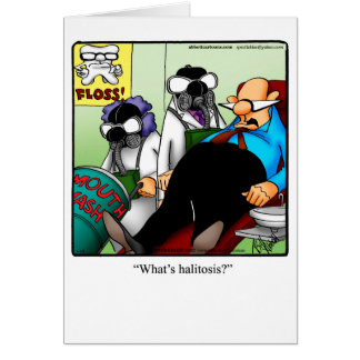 Funny Just For Laughs Greeting Card