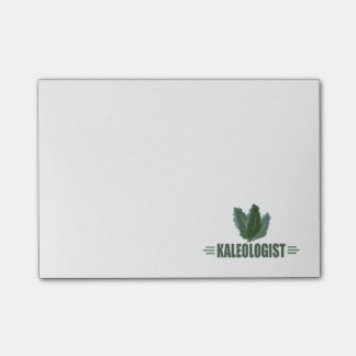 Funny Kale Post-it Notes