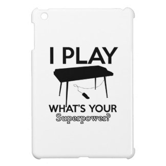 funny keyboard designs cover for the iPad mini
