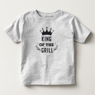 Funny King of the Grill | Shirt