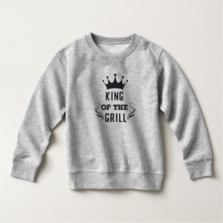 Funny King of the Grill | Sweatshirt