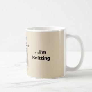 Funny Knitters Mug