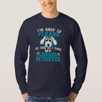 Funny Labrador Retriever Dog Owner's T-Shirt