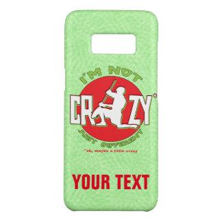 Funny Lacrosse Goalie Design Phone Case