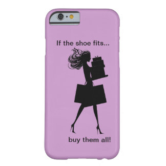 Funny Ladies iPhone 6 case Barely There iPhone 6 Case