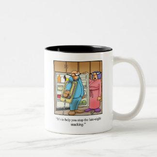 Funny Late Night SnackingHumor  Mug