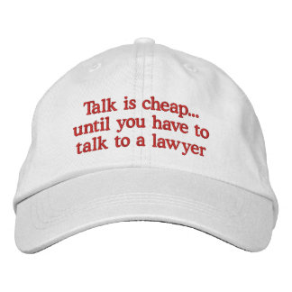 Funny Lawyer Hats