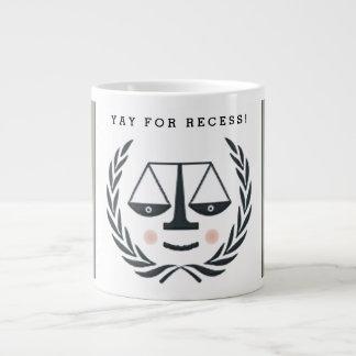 Funny Lawyer Large Coffee Mug