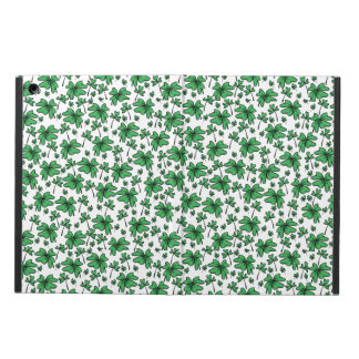 Funny Little Saint Patrick Rabbit Cover For iPad Air