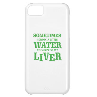 Funny Liver designs Case For iPhone 5C