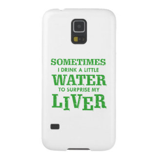 Funny Liver designs Galaxy S5 Cover