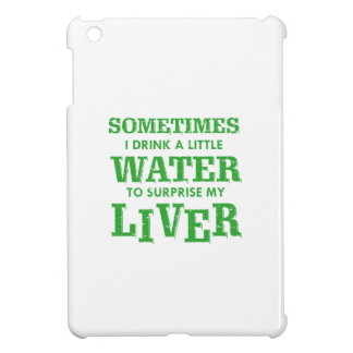Funny Liver designs iPad Mini Covers