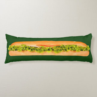 Funny Long Sandwich Bed Pillow