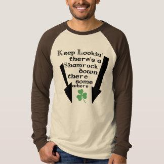 Funny Long Sleeve Irish T-Shirt
