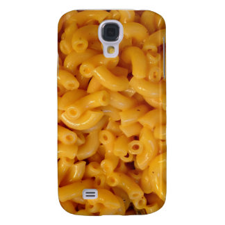 Funny Mac and Cheese Samsung Galaxy S4 Cases