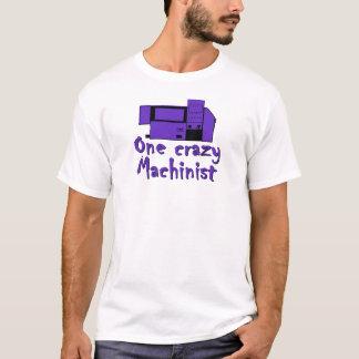Funny Machinist T-Shirt