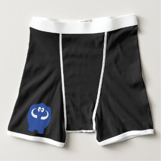 Funny mammoth life. boxer briefs