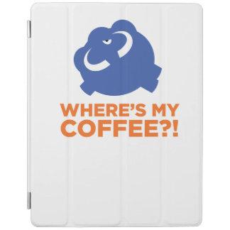 Funny mammoth life. iPad cover