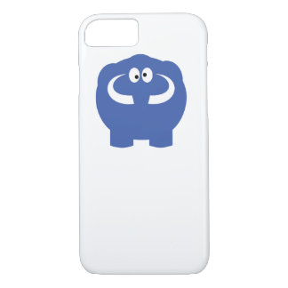 Funny mammoth life. iPhone 7 case