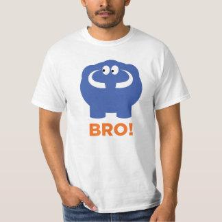 Funny mammoth life. T-Shirt