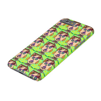 Funny Man, iPhone 6 case Barely There iPhone 6 Case