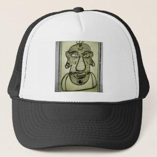 Funny Man Trucker Hat