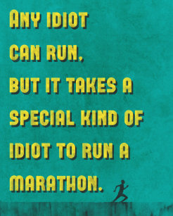 Funny Running Quotes Art & Wall Décor | Zazzle.ca