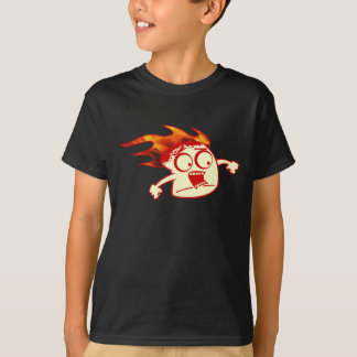 Funny Marshmallow on fire T-Shirt