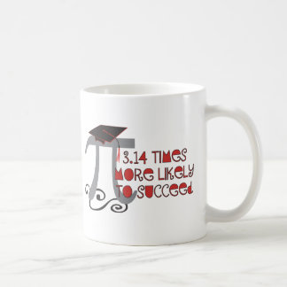 Funny Math Pi Senior Graduate - Graduation Gift Classic White Coffee Mug