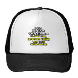 Funny Math Teacher T-Shirts and Gifts Trucker Hat