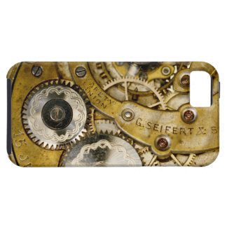 Funny Mechanical Watch Gears photo design iPhone 5 iPhone 5 Covers