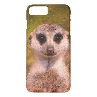 Funny Meerkat 002.04_rd iPhone 8 Plus/7 Plus Case