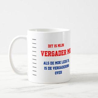Funny meet sulk coffee mug