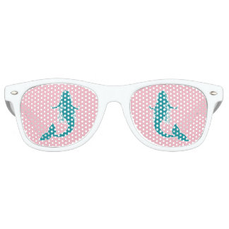 Funny Mermaid Theme Party Eyeglasses
