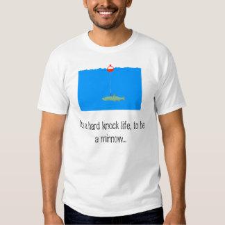 Funny Minnow Tshirt