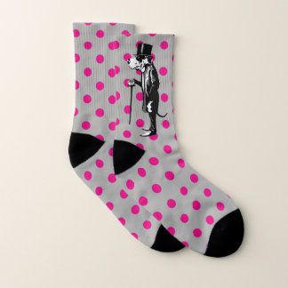Funny Mister Alf, a special Great Dane gift Socks