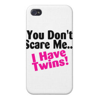 Funny Mom of Twins iPhone Case Case For The iPhone 4